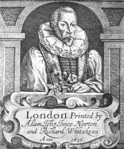 Gerard John 1545-1612
