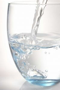 Acne and pimples - Water