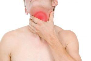 Sore throat, streptococ