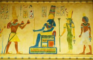 The use of the Sage in Ancient Egypt