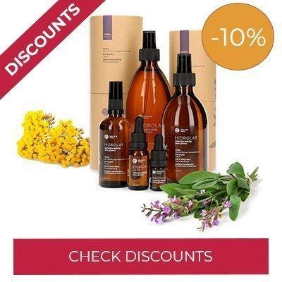 Salvia Kornati - Promotions and discounts